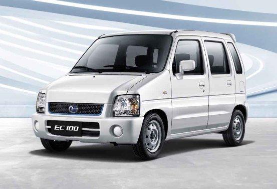 国民K-car 北汽EC100担负起城市短途出行重任